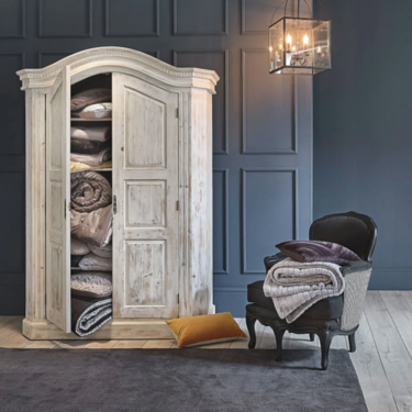 15 complementos textiles de Maisons du Monde para un invierno cálido y confortable