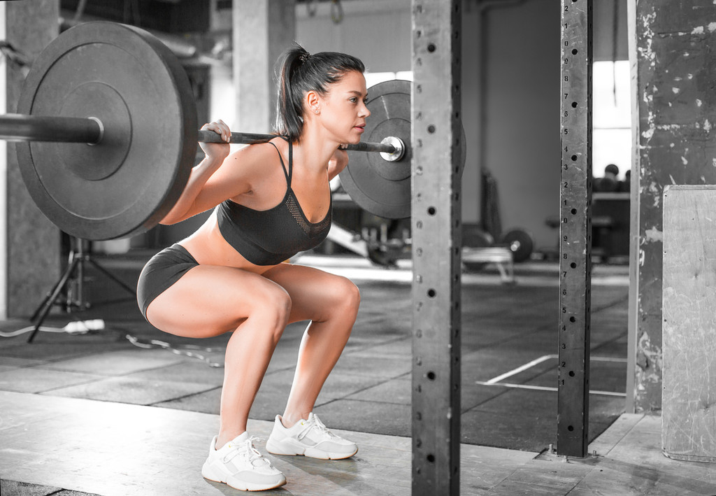 Sentadilla Anderson: cómo se hace y qué beneficios obtienes con esta variante exigente de este ejercicio