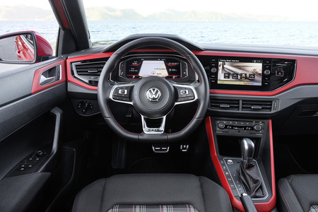 Vw Polo Gti Interior 2018