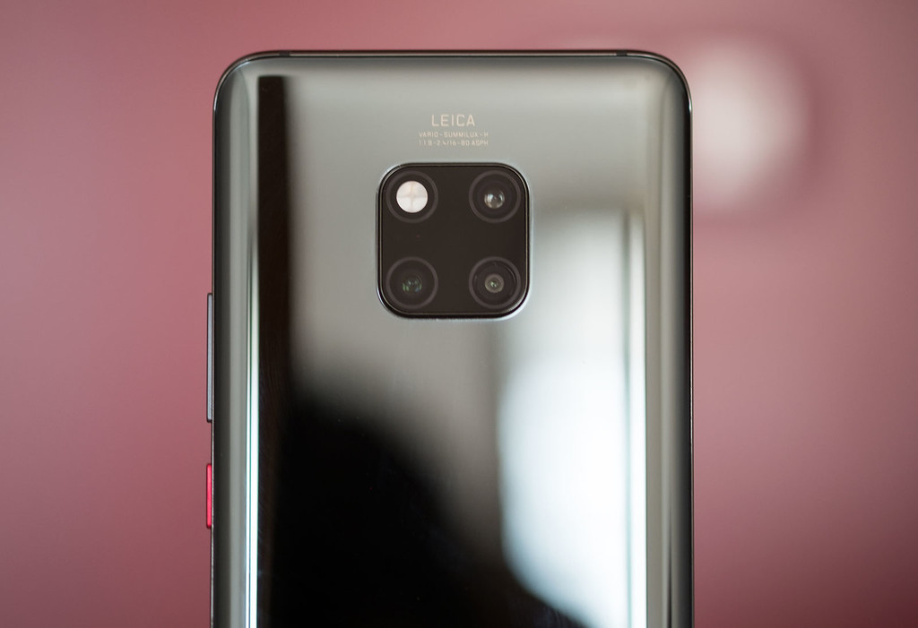 Google removed the Huawei Mate 20 Pro of the preview of Android Q
