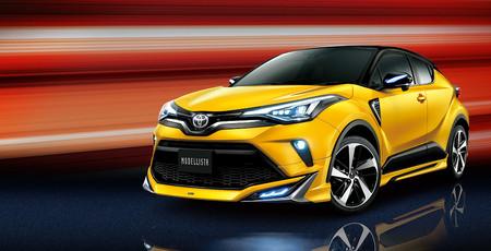 Toyota CH-R recibe un tratamiento aún más deportivo que la versión GR Sport