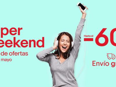 Super Weekend en eBay: las 12 mejores ofertas
