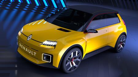Renault 5 Electric Car Concept