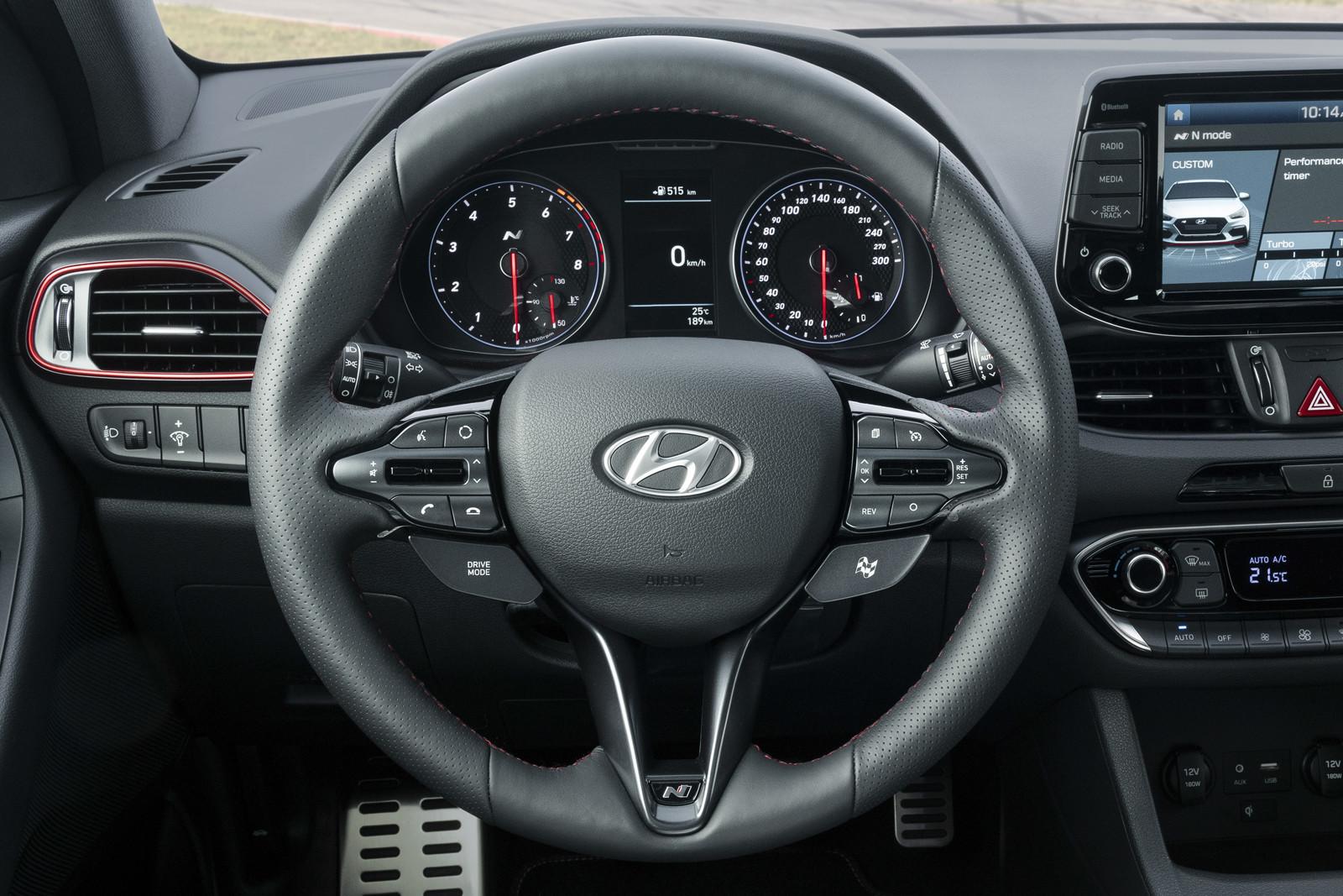 Foto de Hyundai i30 Fastback N 2019 (presentación) (100/125)