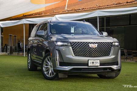 Cadillac Escalade 2021 Opiniones Prueba Mexico Contacto 11