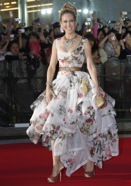 Sarah Jessica Parker de Vivienne Westwood