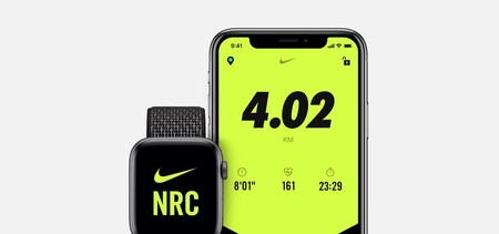 Nike Run Club para iPhone y Apple Watch se actualiza y añade nuevas métricas post entreno