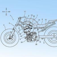 La mítica Suzuki SV 650 se pondrá al día con Euro5 y el turbo podría ser una opción más adelante, según estas patentes