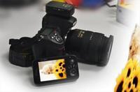 Pixel LV-W1, control remoto para réflex Nikon y Canon