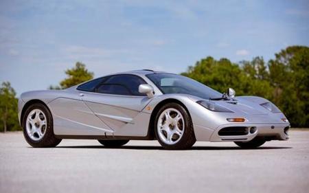 Un McLaren F1 subastado por 8,47 millones de dólares