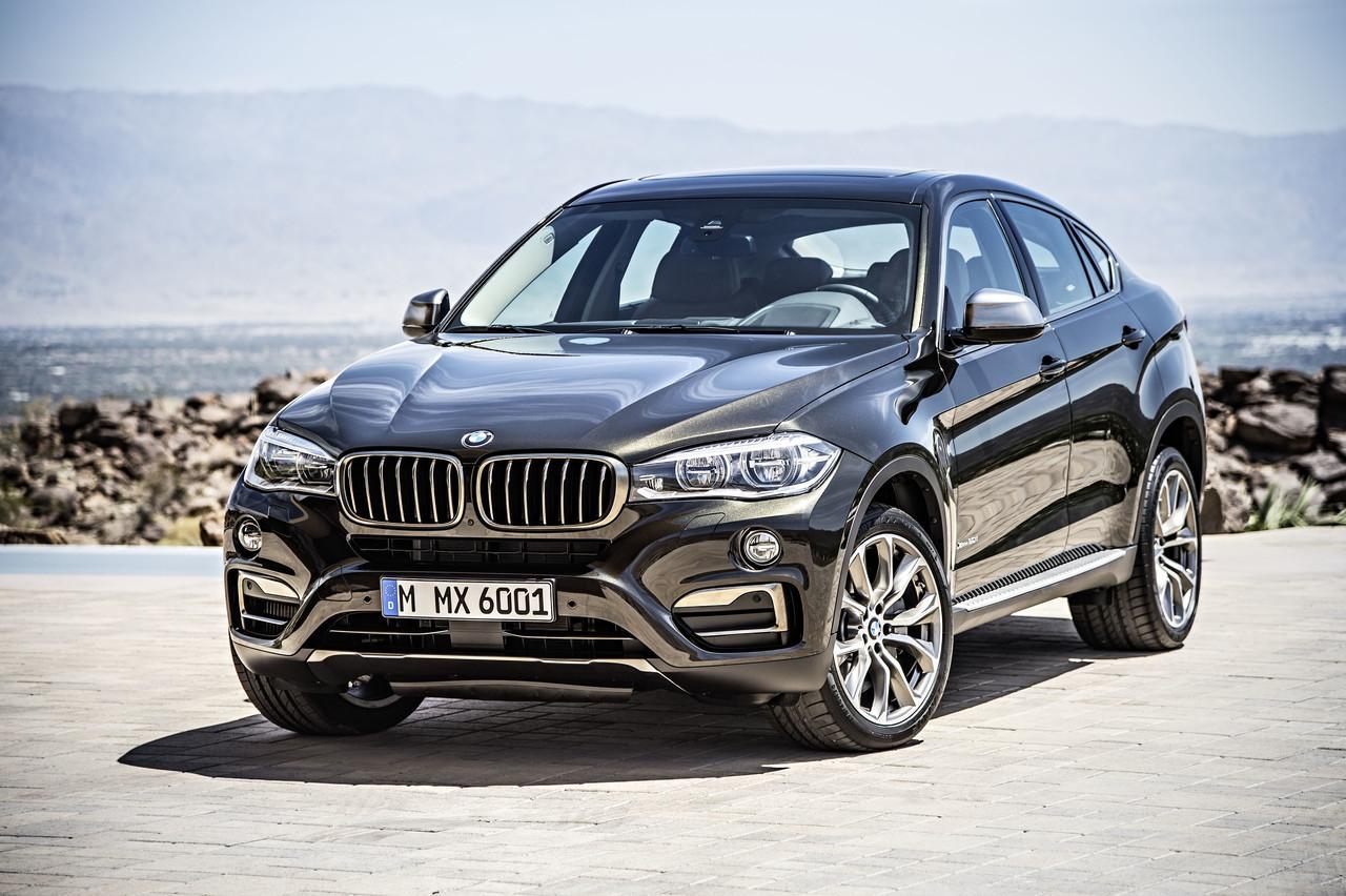 Foto de BMW X6 2014 (73/96)