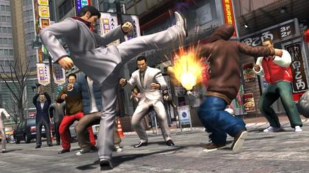 La remasterización de Yakuza 3 muestra cómo ha mejorado con su primer tráiler con gameplay