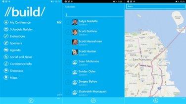 Microsoft lanza una aplicación para seguir la BUILD 2015 en Windows Phone, Android y iOS