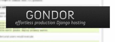 Gondor: Django en la nube
