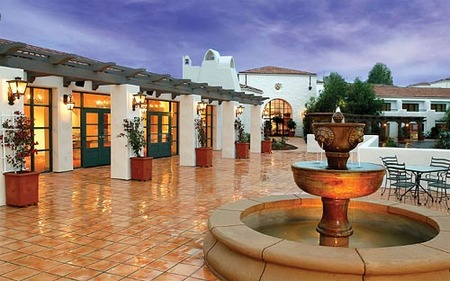 Vacaciones de Lujo: Ojai Valley Inn & Spa en California