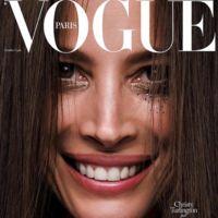 Vogue Paris (III): Christy Turlington