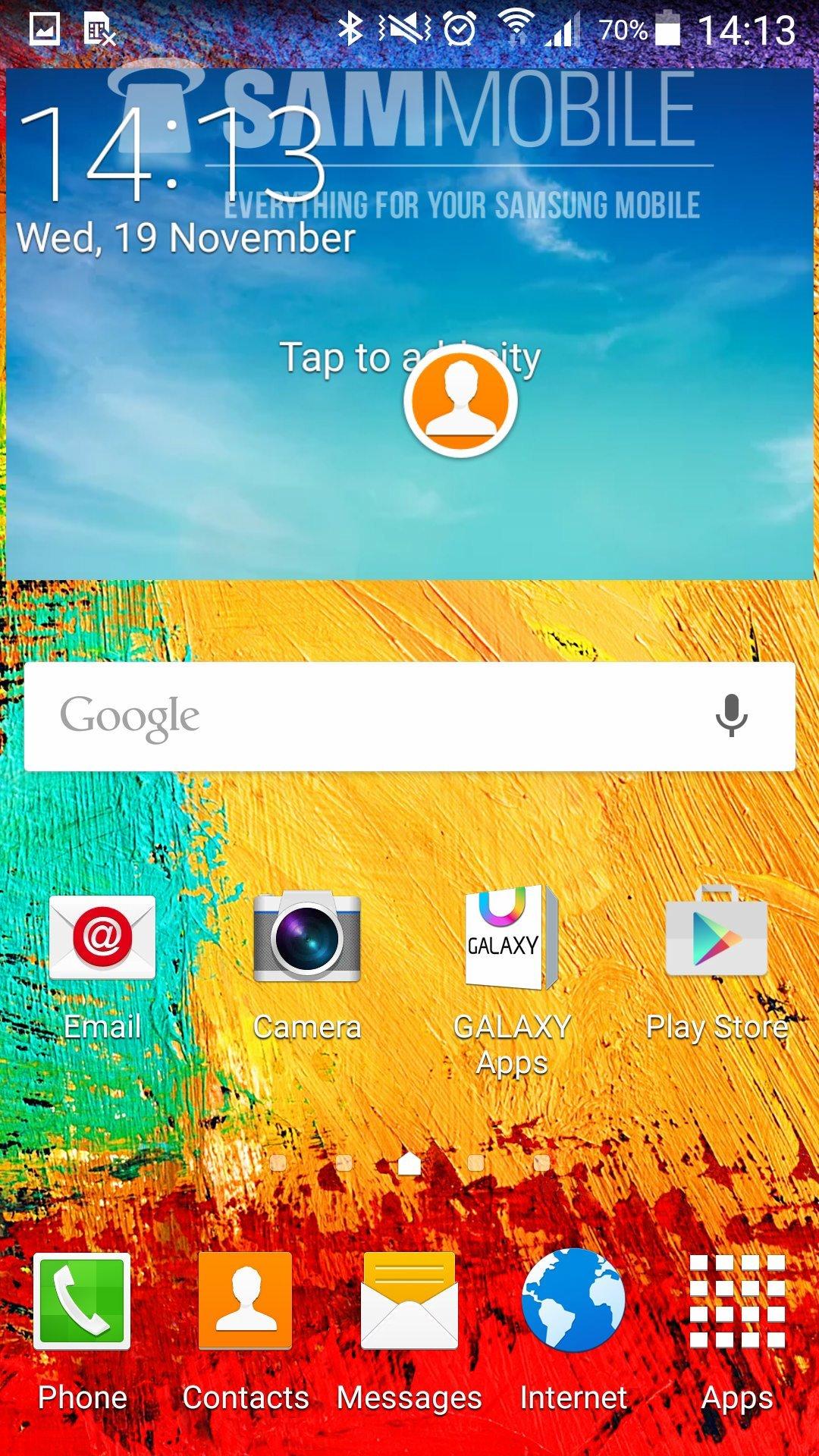 Foto de Android 5.0 Lollipop para Samsung Galaxy Note 3 (4/9)