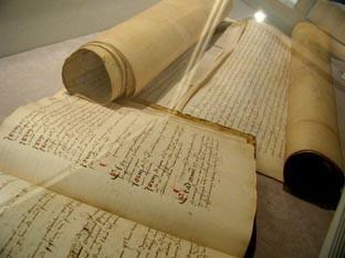 Los orígenes del libro en Francia: una exposición