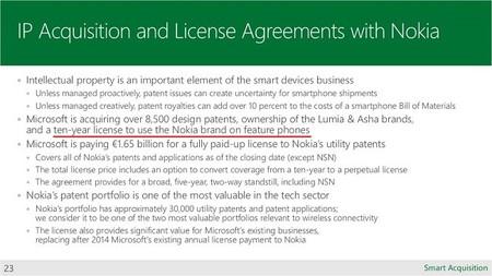 """Microsoft podrá lanzar teléfonos """"Nokia Asha"""", pero no habrá más """"Nokia Lumia"""""""