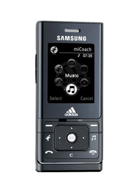 Samsung miCoach con Vodafone