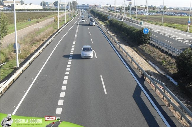 Autovía A-4 (Circula Seguro)