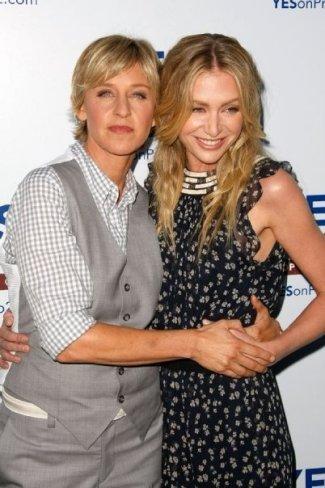 ¡Portia De Rossi ahora es Portia DeGeneres!