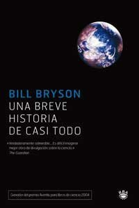 [Libros que nos inspiran] 'Una breve historia de casi todo' de Bill Bryson