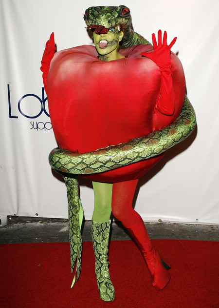 Heidi Klum Disfraces 3