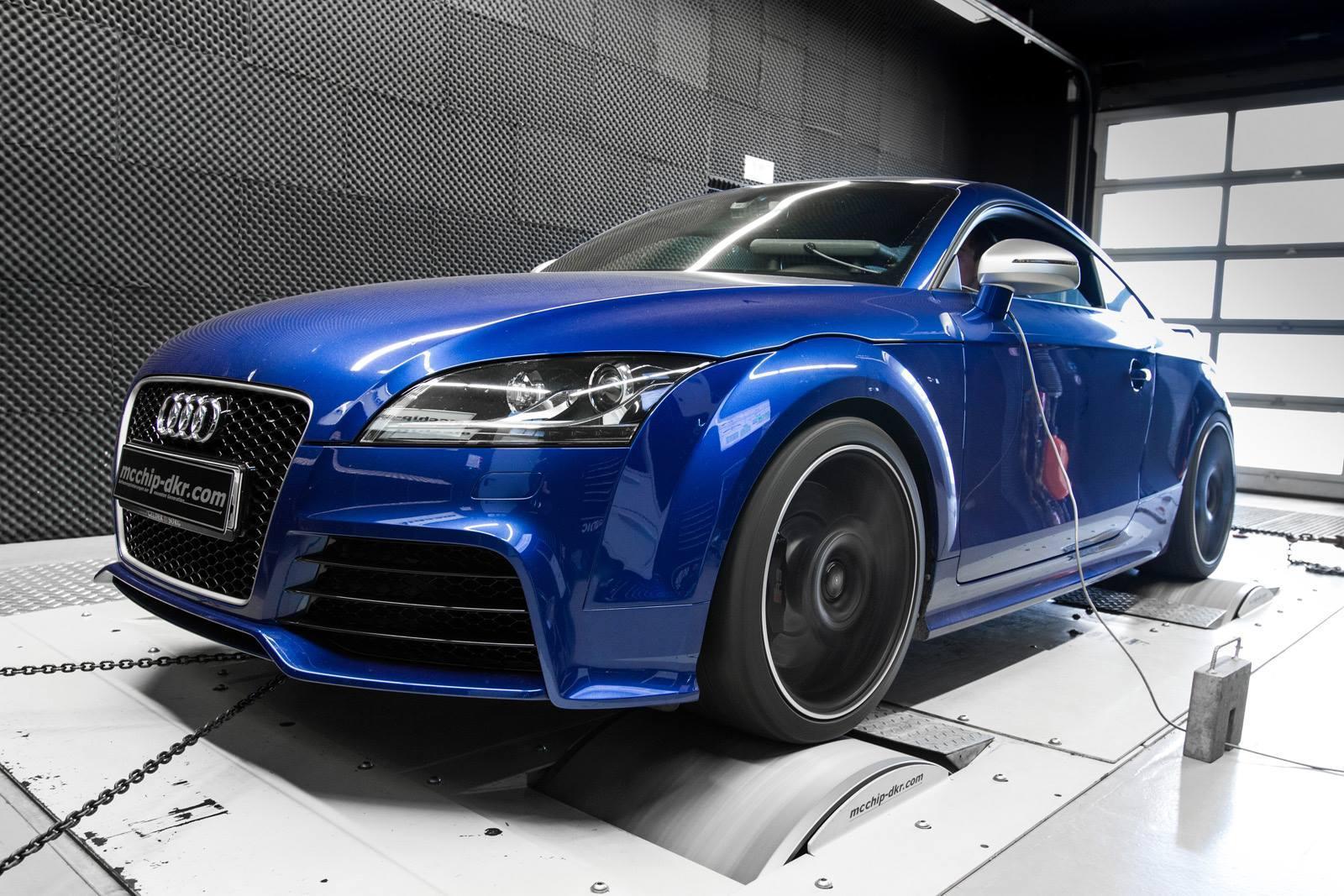 Foto de mcchip-dkr Audi TT RS (1/5)