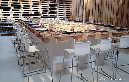 Restaurante Sala Vip Lounge en ARCO