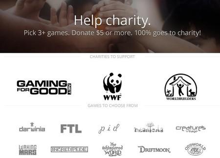 GOG se vuelve solidario con una campaña que dona todo a caridad