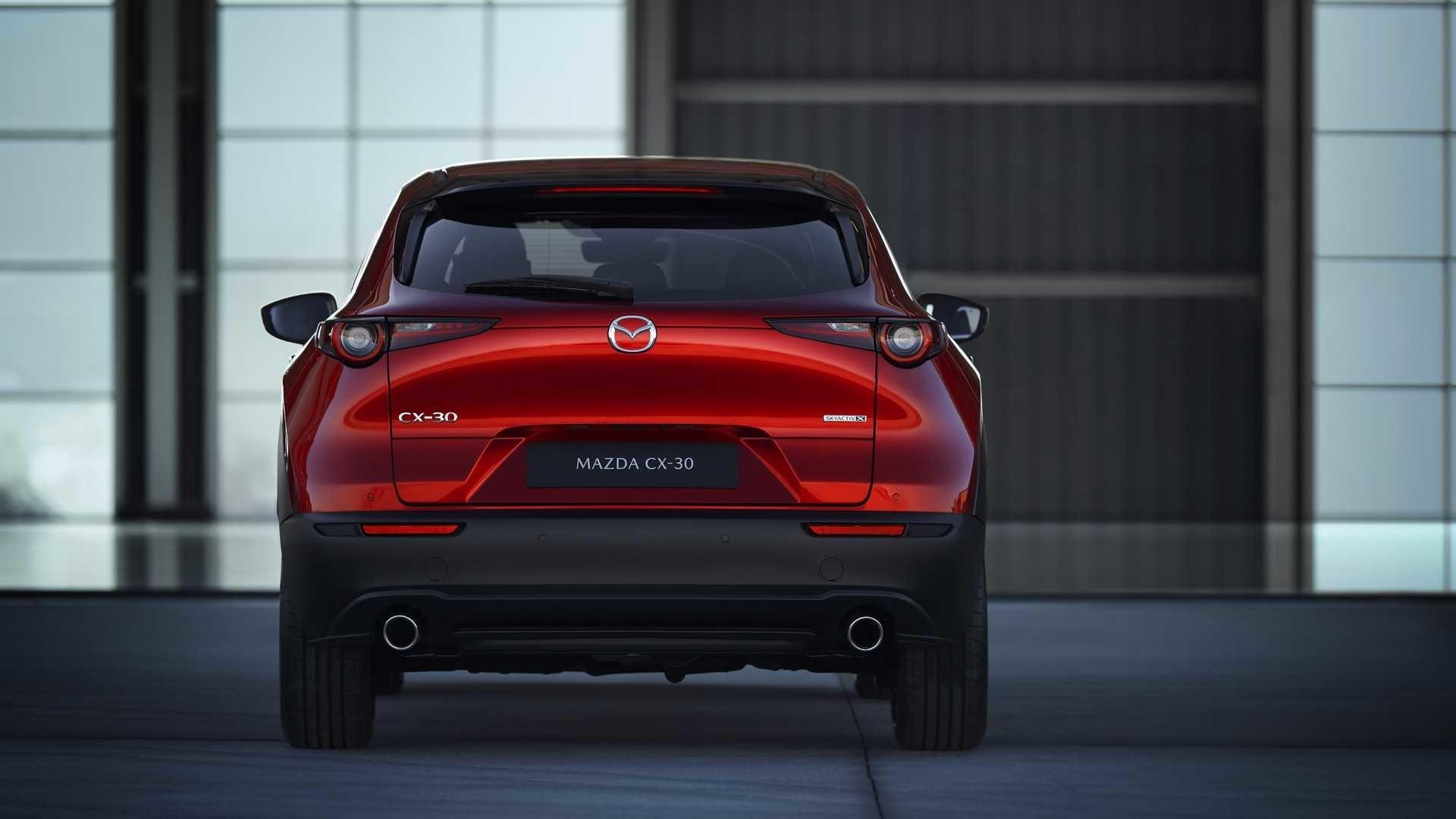 Foto de Mazda CX-30 (6/20)