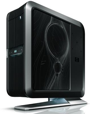 Blackbird 002, ordenador de HP para jugones