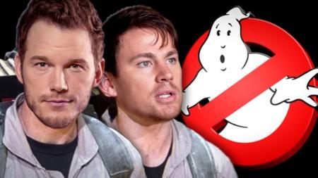 ¿Chris Pratt y Channing Tatum en Cazafantasmas?