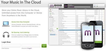 Mougg, tu espacio para música online