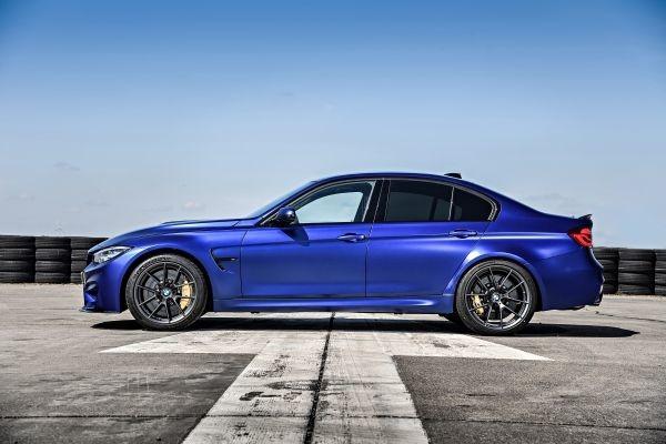 Foto de BMW M3 CS (5/13)