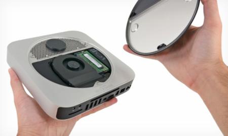 El nuevo Mac mini se pone a la par de sus hermanos mayores y ahora soporta Wi-Fi a 450 Mbps