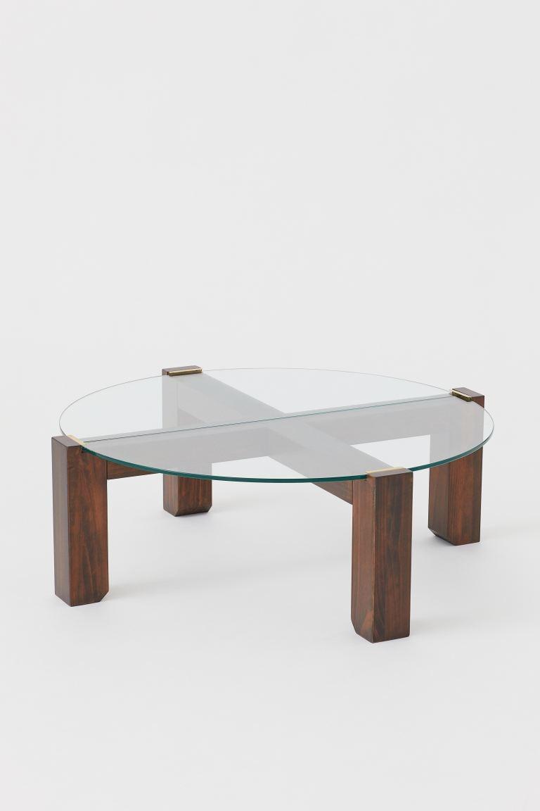 Mesa con tablero de vidrio Mesa con tablero de vidrio