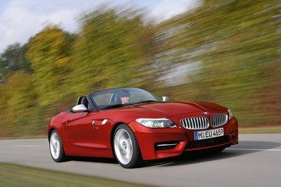 El BMW Z4 tendrá de nuevo un cuatro cilindros