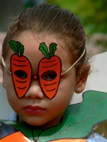 No es bueno camuflar las verduras a los peques