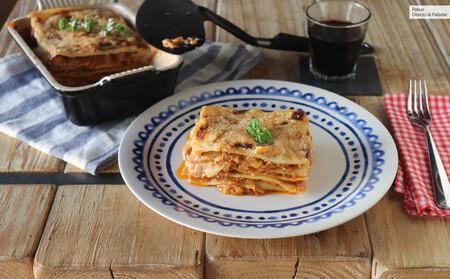 Receta de lasaña de atún, el plato casero con el que siempre acertarás