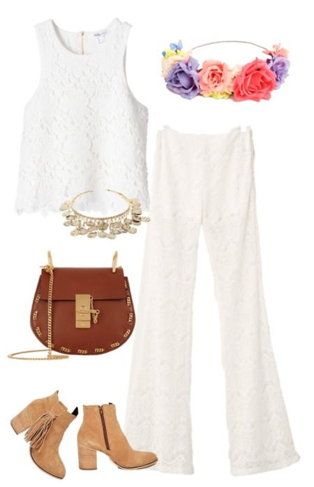 Look Festival Blanco