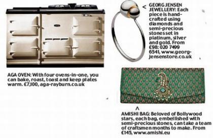Las 50 cosas que debería tener un millonario según el Daily Mail