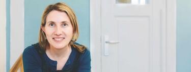 """""""Me encantan los niños porque no juzgan y aprenden con facilidad"""": Simone Davies, autora de 'El pequeño Montessori en casa'"""