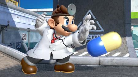 Guía Super Smash Bros. Ultimate: todos los movimientos y trucos de Dr. Mario