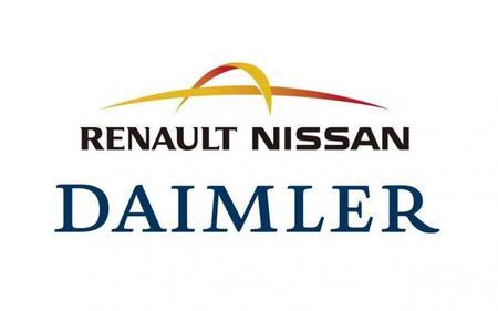 Renault-Nissan y Daimler fabricarán en México conjuntamente