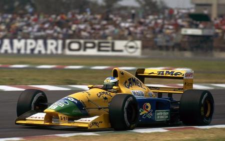 Un Benetton B191B también estará en el Festival de Goodwood