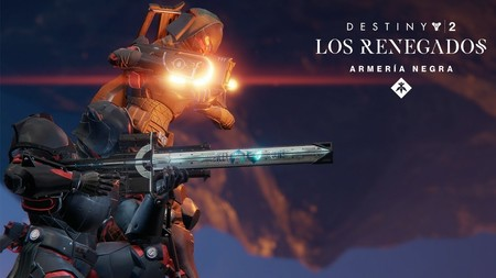 Destiny 2: Los Renegados recibe La Armería Negra, el primero de los lanzamientos premium del Pase Anual