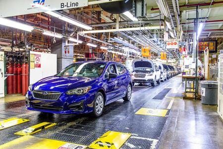 Subaru Impreza USA