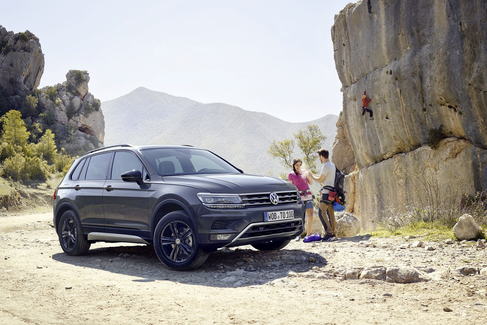 Foto de Volkswagen Tiguan Offroad 2019 (3/5)